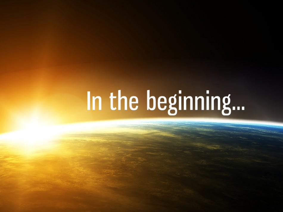 A New Start - The Concept of a New Beginning - Craig Lounsbrough